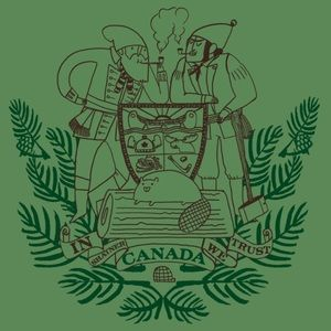 Canadian Crest Tee